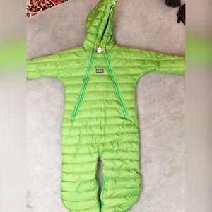 Patagonia Baby Hi-Loft Down Sweater Bunting